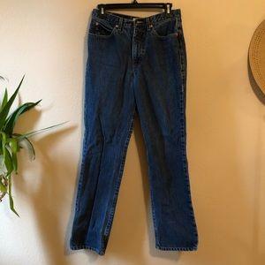 Vintage Guess Jeans USA Low Waist Boot Leg size 30